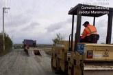 Au demarat lucrările de reabilitare pe DJ 184A, Coltău – Arieșu de Pădure