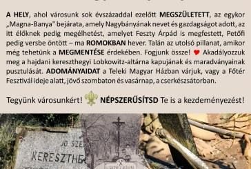 ACȚIUNE – Se fac donații pentru salvarea intrării în mina Dealul Crucii