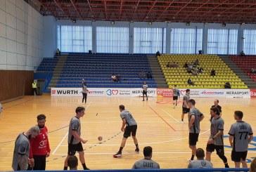 EHF EUROPEAN LEAGUE – CS Minaur șterge pe jos cu bulgarii de la Oryahovitsa