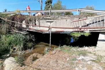 PENTRU ȘOFERI – S-a dat startul lucrărilor la podul de la Ileanda