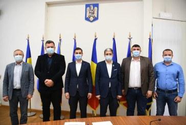A fost semnat statutul asociației prin care va fi realizat drumul expres Baia Mare – Satu Mare