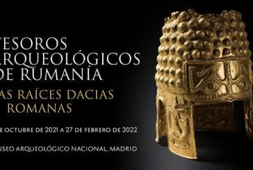 """La Madrid: Muzeul Județean de Istorie și Arheologie Maramureș participă la vernisajul expoziției """"Tezaure arheologice din România. Rădăcini dacice și romane"""""""