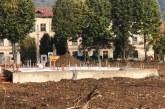 Au început lucrările la noul teren de fotbal de la Colegiul Tehnic Aurel Vlaicu Baia Mare