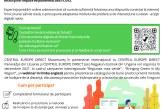 """Campania interregională """"Regiunea mea verde"""", oportunitate pentru școlile și liceele maramureșene de a-și promova proiectele verzi și de a participa la un schimb de experiență cu unități școlare din Ungaria și Lituania"""