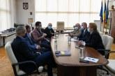 Răzvan Burleanu, președintele FRF, vizită la Consiliul Județean Maramureș