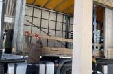PROBLEME LA VAMĂ – Tone de tutun neprelucrat descoperite în camionul unui leton
