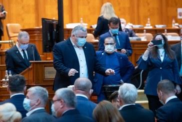 Senatorul USR Dan Ivan: Președintele Iohannis trebuie să accepte un Guvern fără Florin Cîțu premier