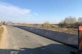 DRUM EUROPEAN – Ieșirea din Maramureș spre Sălaj pe DJ108D are acum asfalt proaspăt