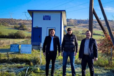 """Deputatul Florin Alexe despre izvorul de apă minerală din Borcut: """"Putem produce apă plată și minerală la Târgu Lăpuș"""" (FOTO)"""