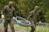 """Garduri de sârmă ghimpată, la frontierele UE: Germania consideră """"legitimă"""" protejarea graniţelor"""