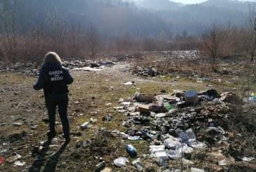 PROBLEMA DEȘEURILOR – Sute de controale și zeci de amenzi aplicate în Maramureș