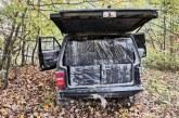 RONA DE SUS – Mașină abandonată găsită de autorități într-o pădure