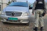 PROBLEME – Mașină furată din Norvegia, găsită în Vișeu de Jos