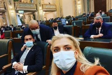 """Cristian Niculescu Țâgârlaș: """"Am votat în Senat soluțiile pentru rezolvarea problemei facturilor la energie"""""""
