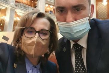 """Cristian Niculescu Țâgârlaș: """"Am votat propunerea legislativă  care are ca scop sprijinirea pacienților oncologici și familiile acestora"""""""
